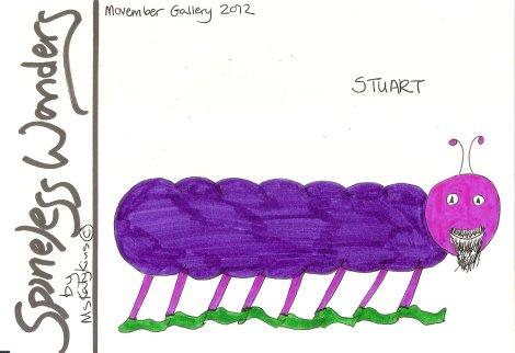 Stuart - Movember 2012